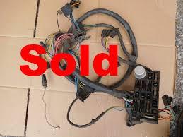 1969 1972 used chevy gmc under dash wiring harness gauges execlent condition 1 jpg 1969 1972 used chevy gmc under dash wiring harness gauges excellent condition