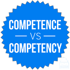 Competencies Meaning Competence Vs Competency Whats The Difference Writing Explained