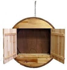 Handmade wine barrel decor by king barrel. Amazon Com Mgp Natural Wine Barrel Head Shelf