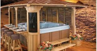 Image result for spa enclosure protects your spa