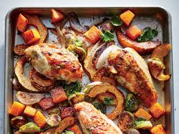Cooking Light Recipes For Two 30 Speedy Sheet Pan Dinners Your Family Will Love