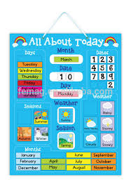 Day Date Weather Chart E1004 2014 Hot Brand New For Kids Baby And Child Creative Magnetic Learning Educational Calendar And Weather Chart Buy Cheap Educational Toys For