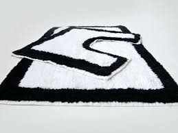 navy and white bath rug black and white bathroom rugs in stunning home design ideas with navy and white bath rug