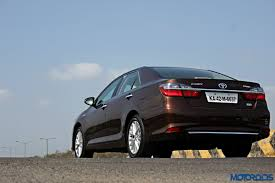 Toyota India reduces the price for the Camry Hybrid by INR 2.3 ...