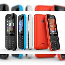 3G-enabled Nokia 207, Nokia 208 phones ...