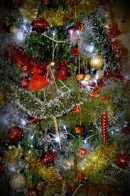 Holiday Brilliant Christmas Lights Garland Fir Christmas Decoration Bowls Brilliant Tree