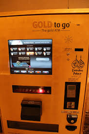 Gold Vending Machine Prices Unique Gold Vending Machine Pitaniesugga
