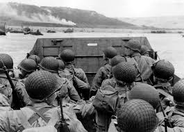 world war ii simple english the encyclopedia allied forces arriving normandy on d day