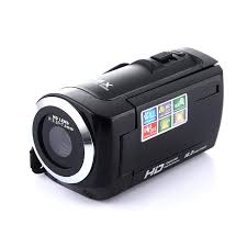 Máy Quay Phim Cẩm Tay Elitek Full HD 1080P Digital Video 16X+ Chân Đế  Tripod TF3110+ Thẻ Nhớ 8GB