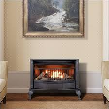 natural gas fireplaces ventless modern linear gas fireplace