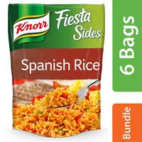 spanish rice brands. Brilliant Spanish Product Image 6 Pack Knorr Spanish Rice Fiesta Side Dish 56 Oz With Brands
