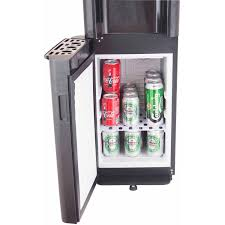 Hot And Cold Water Cooler Dispenser Glacial Taller Black Top Load Water Dispenser Water Cooler With