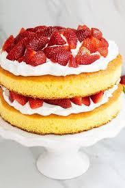 strawberry shortcake cake cakewhiz