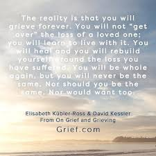 Grieving Quotes For Loved Ones Unique Grieving Quotes For Loved Ones Fearsome Grief Quote 48 By And From