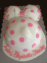 Belly Cake For Baby Shower