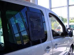 Lüftungsgitter Schiebefenster Fiat Scudo Breit Rechts