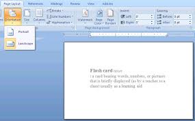 Make Index Cards How To Make Index Cards In Microsoft Word 2016 Index Cards