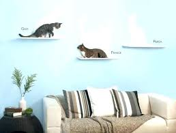 wall mounted cat furniture. Beautiful Mounted Wall Mount Cat Tree Mounted Shelves Furniture  Silhouette  Diy  Intended Wall Mounted Cat Furniture