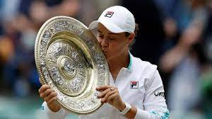 Dream now a reality: Ash Barty crowned 2021 Wimbledon champion