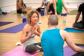 photos of power yoga london