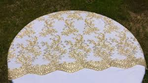 72 round tablecloth inspirational vintage wedding table cloth gold tablecloth overlay lace