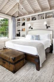 bedroom, Gorgeous Cane Work Trunk Inside Rustic Bedroom Ideas With  Comfortable Bed Closed Twin Lamp