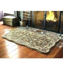 half fire resistant rugs furniture s nyc same day delivery round hearth rug sisal weave natural fireplace fireproof