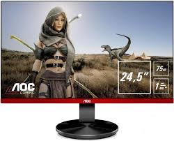 Монитор AOC G2590VXQ Black таких как компьютер и игровая ...