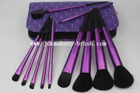 this the best brushes for makeup purple set cosmetic kit including below 11pcs that can satisfy