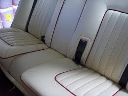 we love repairing leather car interiors rolls royce seat clean