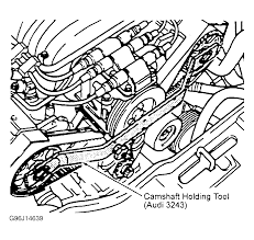 2 0 volkswagon timing belt tensioner replacing timing belt on 1997 audi afc 28 ltr thought i was
