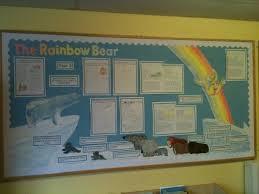 The Rainbow Bear Michael Morpurgo Year 3 Class Display Literacy