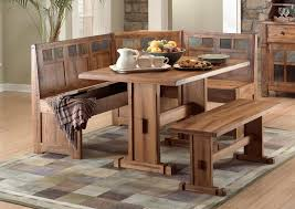 modern kitchen table with bench. Kitchen Table With Bench Seat And Chairs Modern Beautiful 6 Person