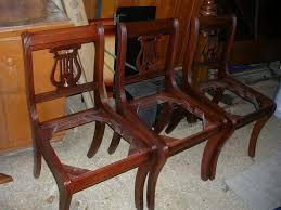 Chairs: Repair Broken Dining Chair   Tighten Loose Wooden Chair ...