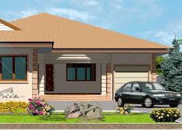 home design small house plan 3 beds