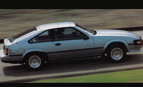 1984 Toyota Celica Supra
