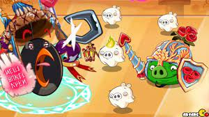 Angry Birds Epic - Final Boss Valentine Blue's Treasure Hunters Class  Event! - YouTube