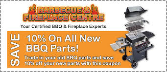 save 10 on all new bbq parts