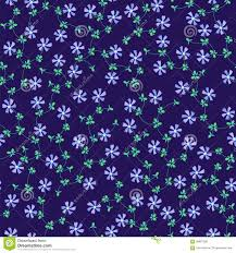 wallpaper pattern purple and green. Fine Purple Ornate Seamless Pattern With Small Purple Flowers And Green Vines On Navy  Blue Background Seamless For Wallpaper Fills  Intended Wallpaper Pattern Purple And Green
