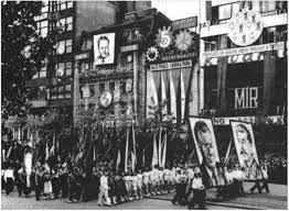 Установление просоветских режимов в странах Восточной Европы после  Установление просоветских режимов в странах Восточной Европы после Второй мировой войны