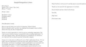 Two Weeks Notice Letter For Daycare Employment Separation Notice Template New Letter From