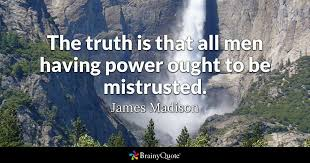 James Madison Quotes Enchanting James Madison Quotes BrainyQuote