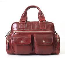 Womens Designer Bags New Arrival Genuine Leather Womens Designer Handbags Ladies Brown Cowhide Tote Bag Satchel Briefcase Women Messenger Bags