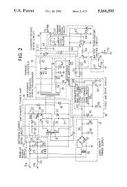 patent us6339314 battery charger circuit with low standby power dual battery wiring diagram 4x4 at Dual Battery Charger Wiring Diagram