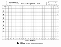 Weight Measurement Chart Printable Weight Loss Graph Weight