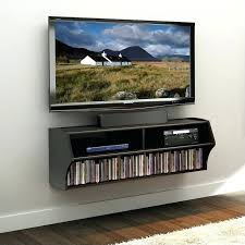 drywall home entertainment center plans wall mounted console in black 1 l