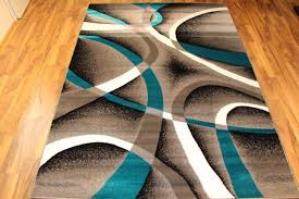 rustic area rugs 8x10 amazing turquoise rug 8 10 with