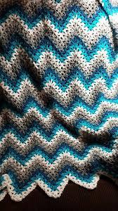 Free Ripple Crochet Pattern