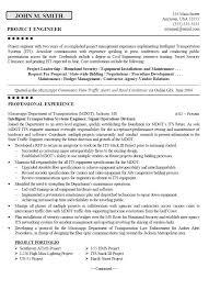 Civil Engineer CV Example for Engineering   LiveCareer