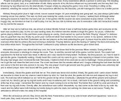 descriptive essay on life experiences my life experience essay examples kibin